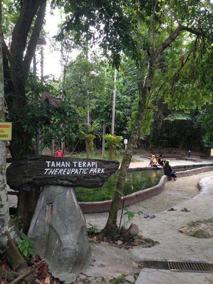 Therapeutic park